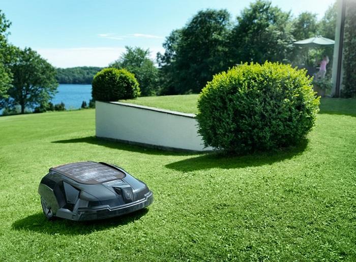 husqvarna automower 330x m hroboter rasenroboter gps. Black Bedroom Furniture Sets. Home Design Ideas