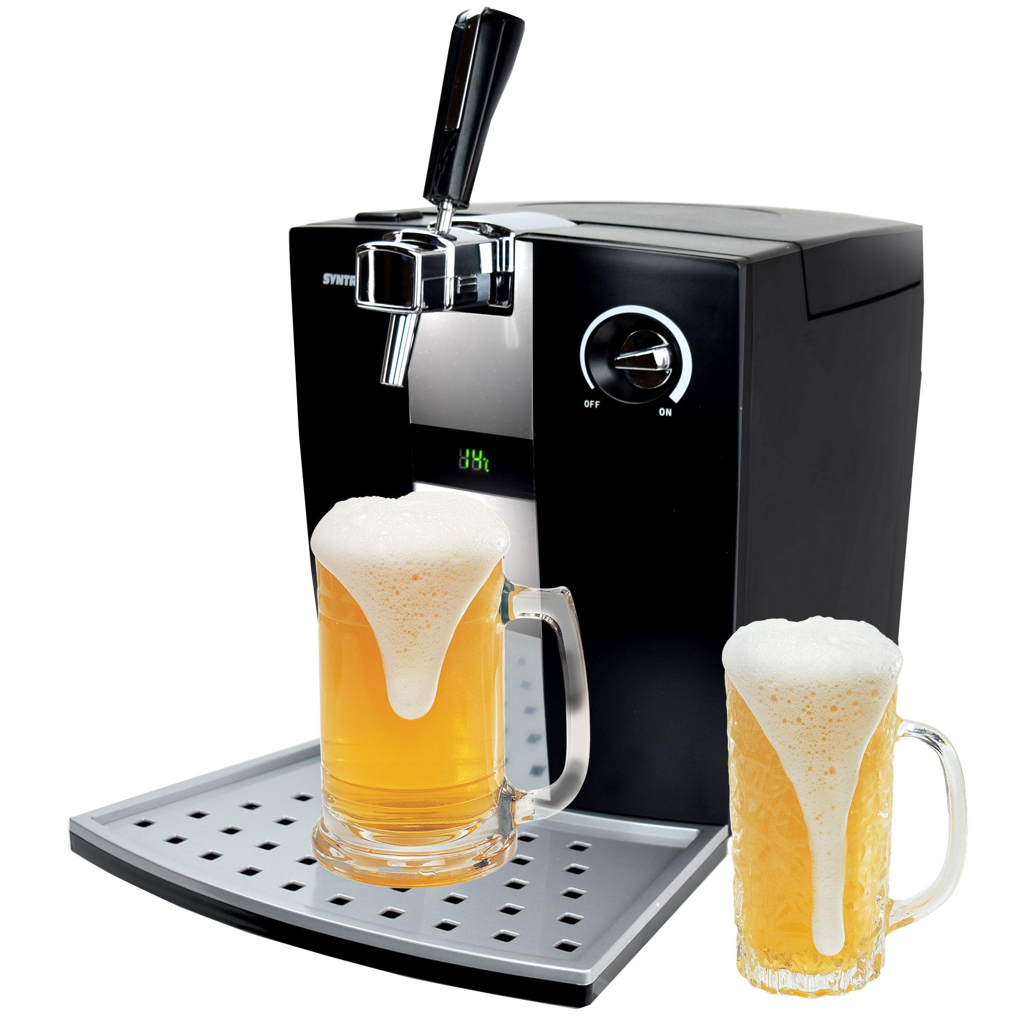 Digitale bierzapfanlage bc 300p mit pumpe bierk hler for Bierkuhler garten